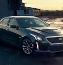 Cadillac CTS-V Brings the POWER